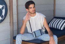 """Photo of عارض الأزياء """"أوسكار  Oscar Kraye""""  بإطلالات مختلفة في هذا الـ""""Reels"""""""