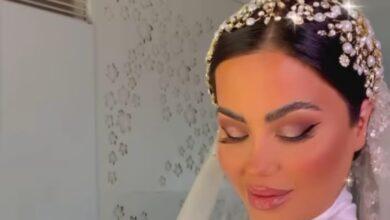 Photo of المزين حسين صفوان يُبدع في تزيين هذه العروس