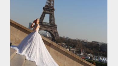 Photo of مصممة الأزياء العالمية زينة حلبي تسلط الضوء على تصميم فساتين الزفاف في زمن الكورونا