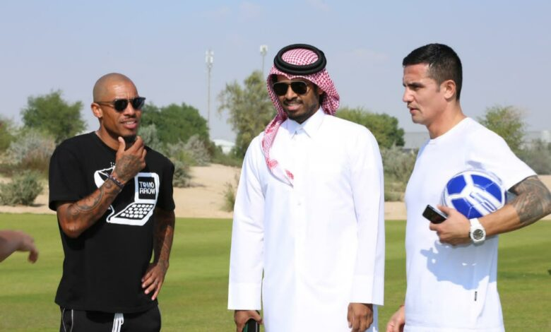 Photo of فيصل خالد استقطاب أبرز نجوم كرة القدم المحلية لدعم جهودنا