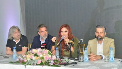 Photo of لاروسي في بيروت … أتحدى الظروف، وأحب فيروز ووائل كفوري .. وعادل سرحان