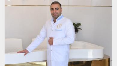 Photo of دكتور التجميل و الترميم حسن ناصرالدين في حديث جديد